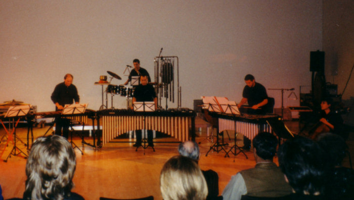 studio percussion graz performing gendhing